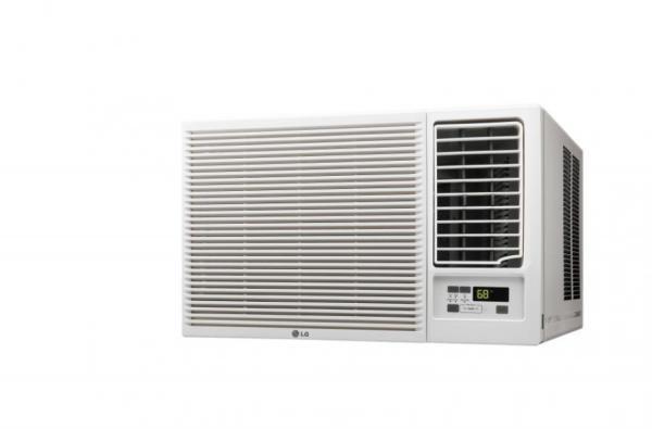 Lg lw1816hr 18 000 btu window air conditioner with heating for 110 volt window ac units