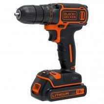 BLACK+DECKER BDCDC18-GB 18 V Drill Driver 220 Volt NOT FOR USA