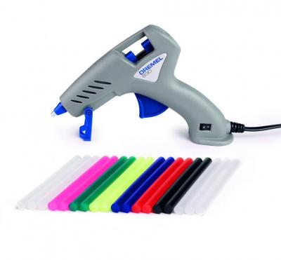 Dremel F0130930JB 930 Glue Gun Hobby, 7 mm, Dual Temperature 220 VOLTS NOT FOR USA