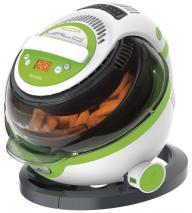 Breville VDF105 Halo Plus Health Fryer - White/Green 220 VOLT NOT FOR USA