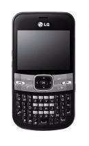 LG GW305 BLACK QUAD BAND FULL QWERTY KEYPAD UNLOCKED GSM MOBILE PHONE
