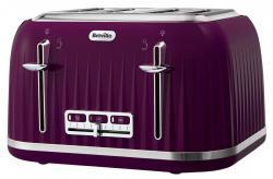 Breville VTT634 Impressions 4 Slice Toaster 220 VOLT NOT FOR USA