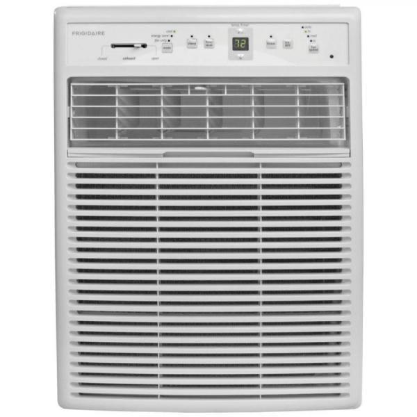 Frigidaire ffrs1022r1 10 000 btu casement window air for 110 volt window air conditioner