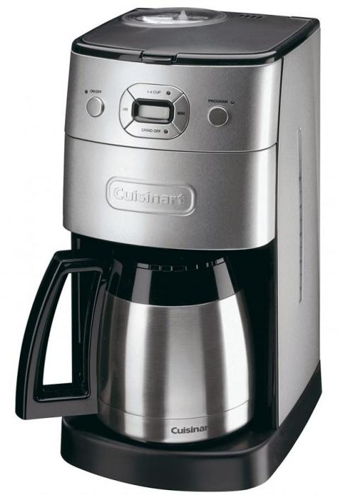 Cuisinart Coffee Maker Coffee Filter : Cuisinart DGB650BCU Grind and Brew Automatic Filter Coffee Maker 220V NOT FOR USA