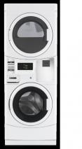 MAYTAG MLE20PRCYW Stacked Laundry for Electric 220/240 Volts 60 Hz