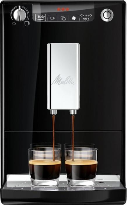 Melitta E950 101 Caffeo Solo Fully Automatic Coffee Maker