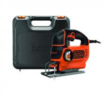 BLACK+DECKER KS801SEK 550 W Autoselect Pendulum Jigsaw with Blade 220 VOLTS NOT FOR USA