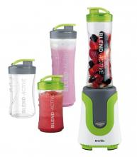 Breville VBL096 Blend-Active Personal Blender Family Pack - White/Green 220 Volt NOT FOR USA