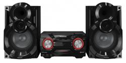 Panasonic SC-AKX400EBK 600 W Speaker System with Wireless Audio Streaming and 2 GB Internal Memory 220 VOLTS NOT FOR USA