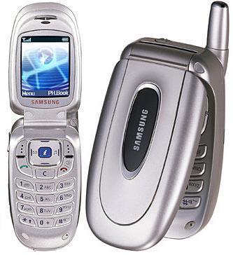 SAMSUNG SGH-X450 UNLOCKED TRIBAND BAND PHONE