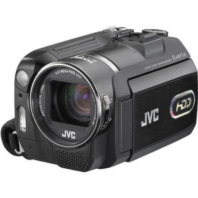 JVC GZ-MG575 Everio G Hybrid HDD/SD(HC) 'PAL' Camera, 1/2.5