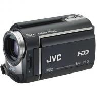 JVC Everio GZ-MG750 80GB HDD PAL Camcorder (SILVER)
