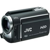 JVC GZ-MG365 Hybrid 60GB HDD/MicroSD Camcorder (Black) PAL CAMCORDER
