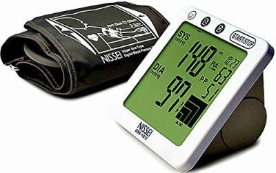 Mark of Fitness  Nissei DSK-1011 Blood Pressure Monitor for Upper Arm