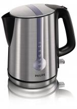 Philips HD4671/20 Energy Efficient Kettle, 3000 W , 1.7 L - Brushed Metal  220 volts NOT FOR USA