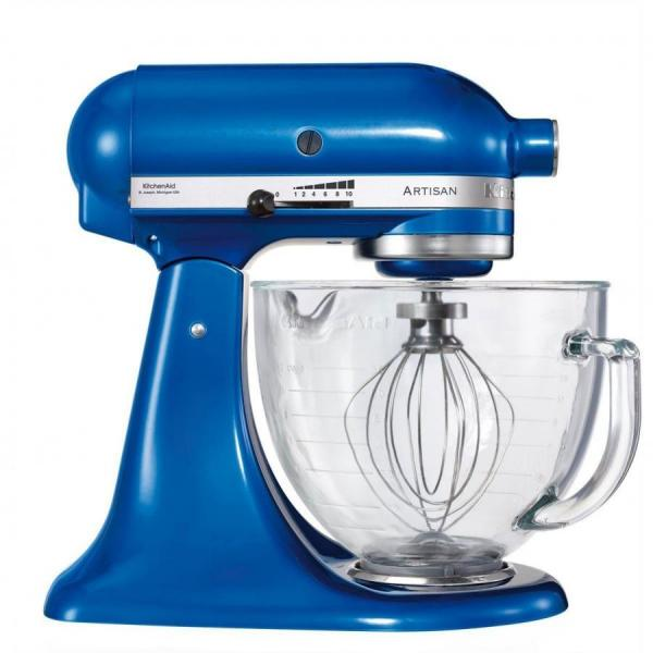 delightful 220 Volt Small Kitchen Appliances #8: KITCHEN AID 5 QT. ARTISAN MIXER 5KSM156 STAND MIXER FOR 220 VOLT 50HZ NOT  FOR USA