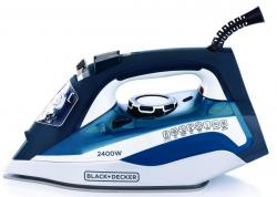 Black Decker X2150-B5 2200 Watt Auto Shut Off Steam Iron for 220 Volts
