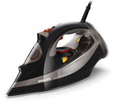 Philips GC4526/87 Azur Performer Plus Steam Iron with 210 g Steam Boost, 2600 W - Black 220 VOLTS NOT FOR USA