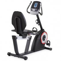 EWI PR235CS-220 Exercise Bike 220-240 Volt/ 50/60 Hz NOT FOR USA