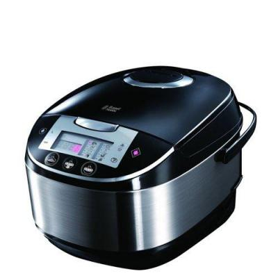 Russell Hobbs 21850 MultiCooker, 5 L - Stainless Steel Silver and Black 220 volts NOT FOR USA