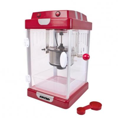 Global Gizmos 54500 Fun Giant Jumbo Cinema Style Party Popcorn Maker Machine, 4.5 Litre, 250 W, Red 220 VOLTS NOT FO USA