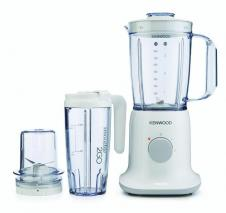 Kenwood BL237 3-in-1 Blender with Smoothie to Go, 1 L, 350 W - White 220V NOT FOR USA