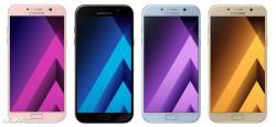 Samsung Galaxy A5 (2017) A520FD 4G Dual SIM Phone (32GB) GSM UNLOCKED