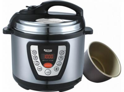 BERNAR 550y50 - Electric Pressure Cooker 6 Litres 220 Volts NOT FOR USA