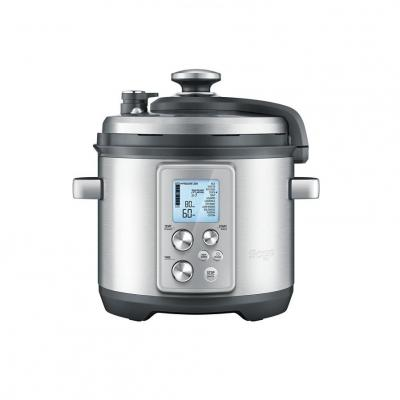 Sage BPR700BSS by Heston Blumenthal the Fast Slow Cooker Pro 220 Volts NOT FOR USA