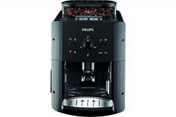 Krups EA810B coffee maker - coffee makers (freestanding, Fully-auto, Espresso machine, Coffee beans, Cappuccino, Espresso, Black) 220 VOLTS NOT FOR USA