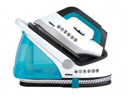 Beldray BEL0434V2 Steam Surge Pro Steam Generator Iron Station, 2 Litre, 2400 W, Turquoise/White (NOT FOR USA)