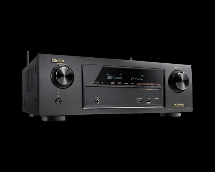 Denon AVR-X1200W Receiver Amplifier 220 VOLTS 50 HZ NOT FOR USA