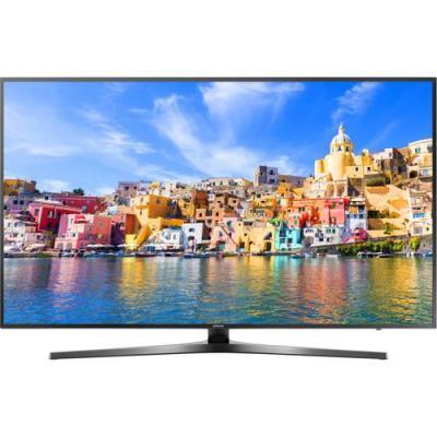 SAMSUNG UA55KU7000 55 inch Multi System UHD Flat LED TV 110-220 volts NTSC-PAL-SECAM