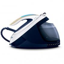 Philips GC9630/20 Perfect Care Elite Steam Generator Iron with Optimal Temperature and 420 g Steam Boost - Navy NOT FOR USA