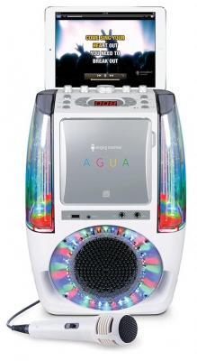 Singing Machine STVG785BK Karaoke Machine - Black