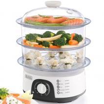 Black & Decker HS6000 Food Steamer 50 Hz 220 Volts NOT FOR USA