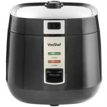 Vonshef 13263 Rice cooker 1.8 Liter 8-10 cups 50 Hz 220 volts NOT FOR USA