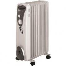 Black & Decker OR07D Seven Fin Oil Radiator Heater 220 volts 50 hz NOT FOR USA  220 Volts