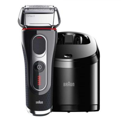 Braun Series 5 5090cc Electric Shaver w/Cleaning Center for 110 to 240 volts