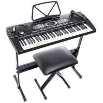 Alesis Melody 61-61 Key Portable Keyboard - Black 220 NOT FOR USA
