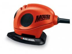 BLACK+DECKER KA161BC Mouse Detail Sander with Accessories 220 VOLTS NOT FOR USA