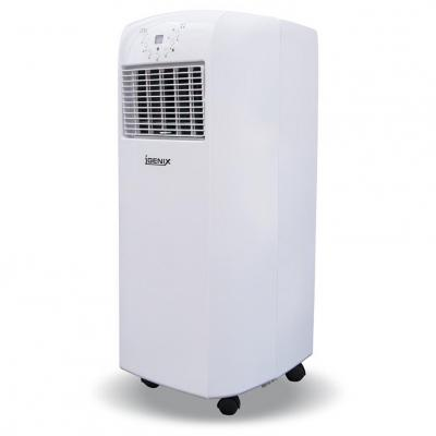 Igenix IG9902/IG9901 3-in-1 Portable Air Conditioner with Heating Function, 9000 BTU, 1100 W - White  220 volts NOT FOR USA