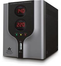 Norstar DAVR-2000 2000 Watt 110/120 to 220/240 or 220/240 to 110/120 Step UP and Down Voltage transformer and Automatic Voltage Regulator Stabilizer