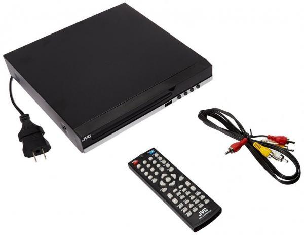Jvc JVC XV-Y225 All Region Free DVD Player, Multi Format 5.1 Channel ...