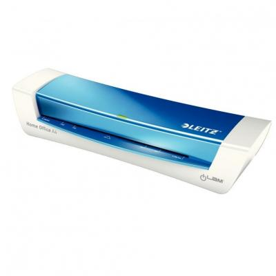 Leitz 73681036 iLam A4 Laminator, Ideal for Home Office, iLam - Metallic Blue 220 VOLTS NOT FOR USA