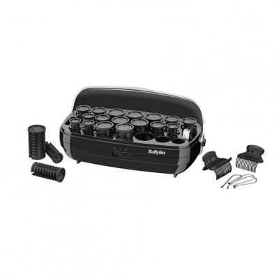 BaByliss B00DS63S8O Thermo-Ceramic Rollers - Black 220 VOLTS NOT FOR USA
