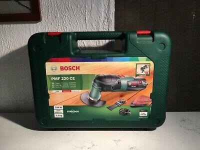 Bosch 0603102070 PMF 220 CE Multi-Tool 220 VOLTS NOT FOR USA