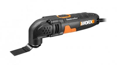 WORX WX668 250W Sonicrafter Oscillating Multi-Tool with Accessories 220 VOLTS NOT FOR USA