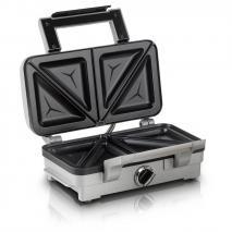 Cuisinart GRSM1U Sandwich Maker, 1000 W - Silver 220 VOLTS NOT FOR USA
