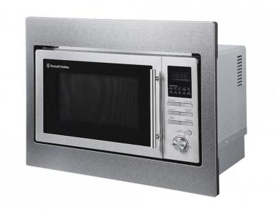 Russell Hobbs RHBM2503 25L Built In Digital 900w Combination Microwave Stainless Steel 220 VOLTS NOT FOR USA